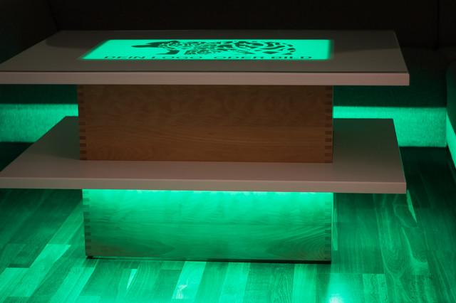 wohnzimmertische modern:craun-table double deck – Modern – Couchtische – other metro – von