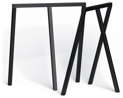 loop stand frame contemporary dining tables by. Black Bedroom Furniture Sets. Home Design Ideas