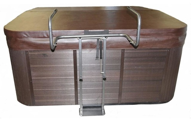 Blue Wave Hot Tubs & Accessories Easy-Off Deluxe Spa Cover Lift NP5043 - Contemporary - Hot Tub ...