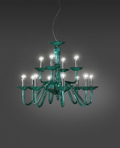 323 chandelier modern chandeliers by interior deluxe - Sparkling small crystal chandelier designs for any interior room ...