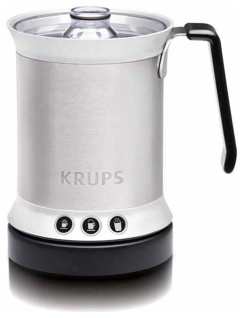 Krups XL2000 Electric Milk Frother - Modern - Milk Frothers - by Chef s Corner Store