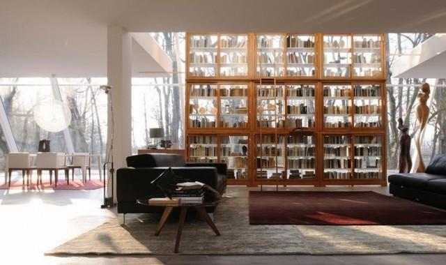 Overview moderno librerie other metro di - Mobilificio marchese ...