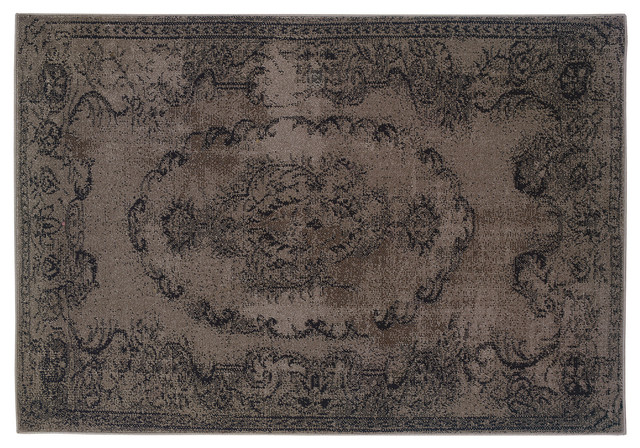 Black Paw Print Rugs Houzz 28 Images Classic Brown