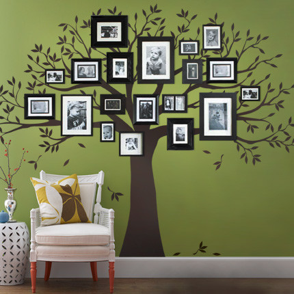 family tree wall decal traditional wall decals