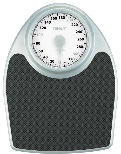 Thinner Extra Large Dial Analog Precision Scale