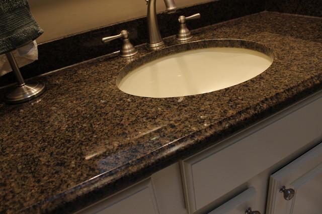 Bathroom Vanity Medina OH 1 Granite Countertop Traditional Vanity To
