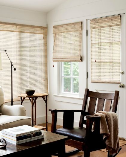 Smith noble window treatments window treatments for Smith and noble natural woven shades