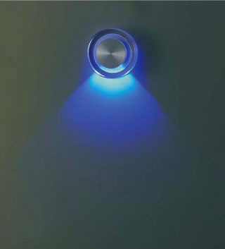 Round Recessed Step Lights Led Staircase Light Modern