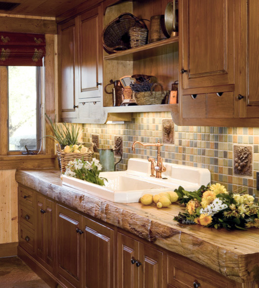 Backsplash Tile Ideas For Kitchen Pictures: Kitchen Backsplashes