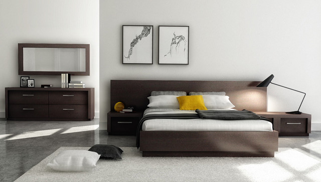 Amelia Bedroom Modern Beds Tampa By Living Walls