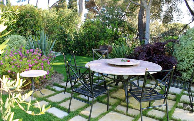 Garden Design: Garden Design With Mediterranean Landscape Design