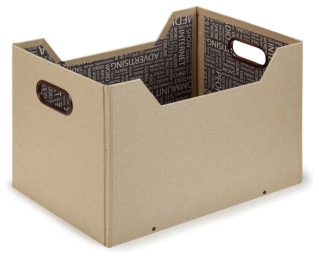So Class Range dossier pliable contemporary-storage-boxes