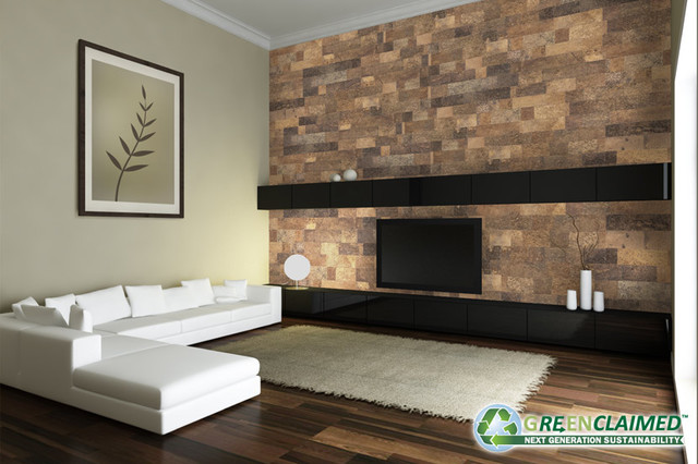 Designer cork wall tiles contemporary wallpaper san for Wall tile planner