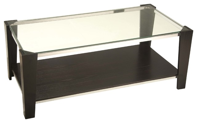 Newman Cocktail Table Contemporary Coffee Tables San