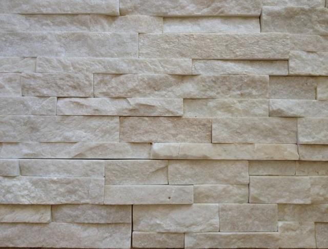 Stack stone veneer panel artistic glacier white ez fit for Stone facade siding