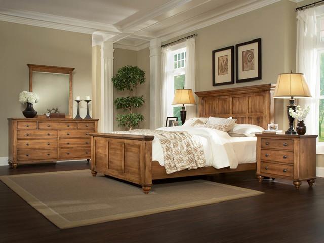 Durham Furniture Hudson Falls Bedroom Collection Traditional Bedroom Prod