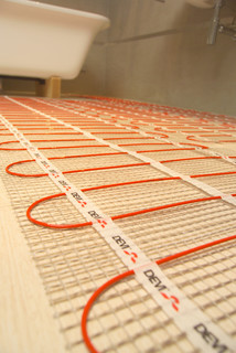 devi underfloor heating