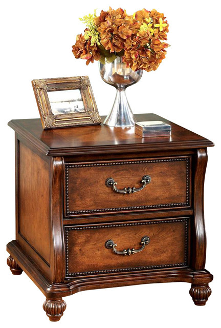 Rectangular Drawer End Table Contemporary Side Tables And End Tables