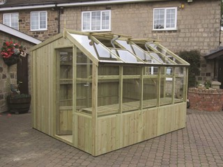 Garden Potting Shed Modern Sheds Other Metro By