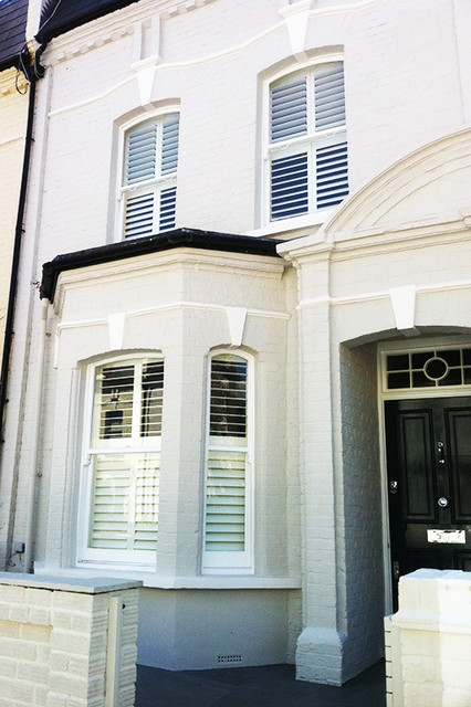 outside beauty 3 traditional exterior london by