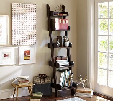 Studio Narrow Wall Shelf Set Of 2 Black Traditional