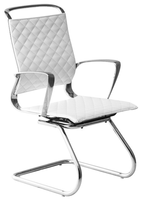 jackson conference chair white bauhaus look b rost hle. Black Bedroom Furniture Sets. Home Design Ideas