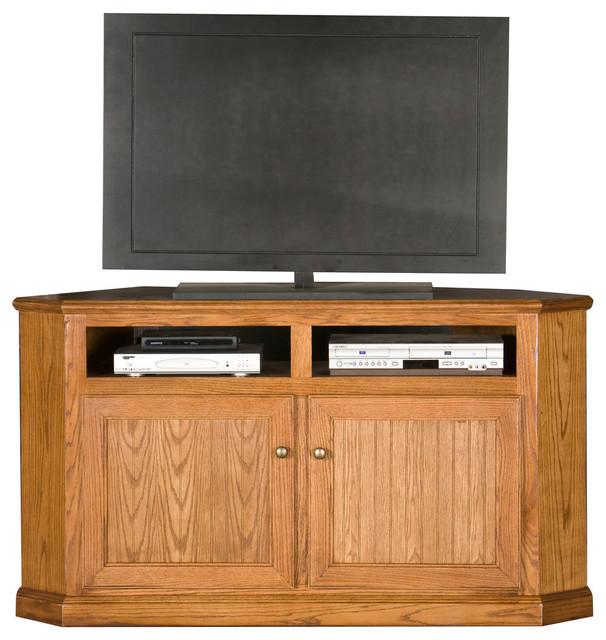 "Eagle Furniture 56"" Corner Entertainment Console ..."