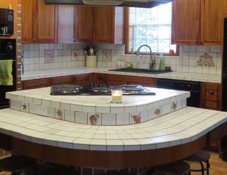 Decorative Tiles & Backsplashes