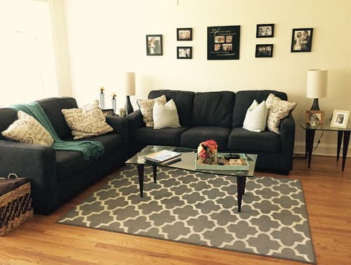 i need help decorating my living room and making it cohesive
