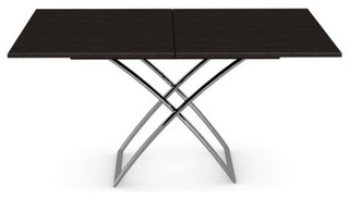 Table basse relevable extensible italienne magic j weng de calligaris cont - Table basse extensible relevable ...