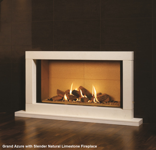 New showroom contemporary fireplaces by fires for Garden rooms rocal