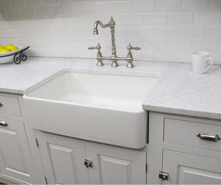Fireclay Butler 29 5 inch Kitchen Sink