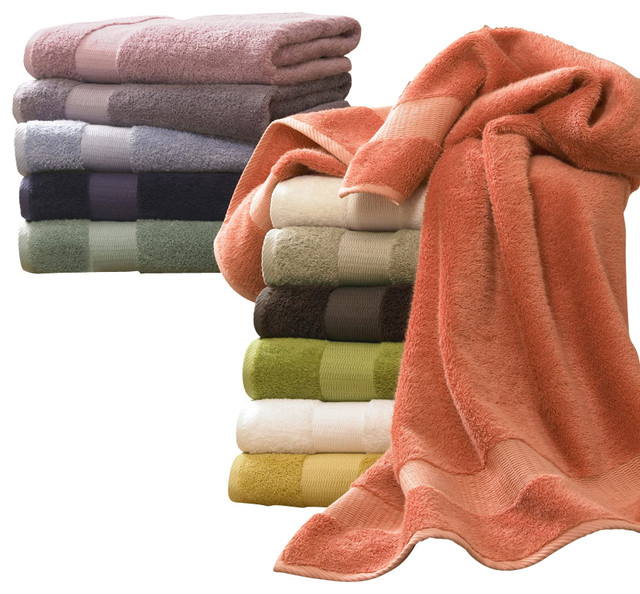 Hotel Collection Ultimate MicroCotton Bath Towel ...