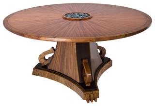 Biedermeier Goes Fishing - Dining Tables - hawaii - by Stephen Hynson Fine Furniture