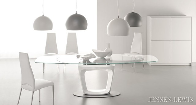 Calligaris orbital table modern dining tables new for Calligaris tavolo orbital