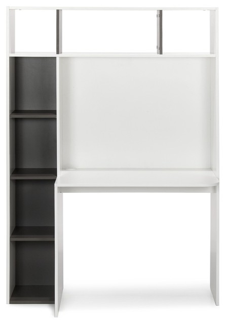 armoire de bureau alinea. Black Bedroom Furniture Sets. Home Design Ideas