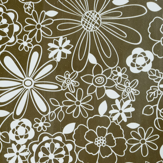 Elegant Flowers Self Adhesive Wallpaper Home Decor Roll Modern Wallpaper By Blancho Bedding