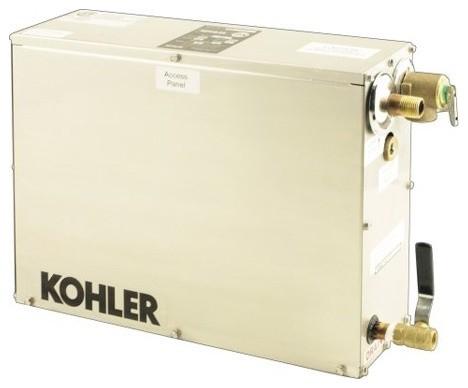 Steam generator modern bath products for Bathroom design generator