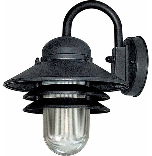 Wall Sconces Nautical: Volume Lighting V9725 Nautical Outdoor 1 Light Outdoor