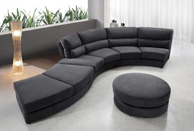 Sectional Sofa Gray