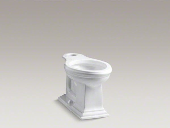 Kohler Toilets Uk : ... Height(R) elongated toilet bowl - Contemporary - Toilets - by Kohler
