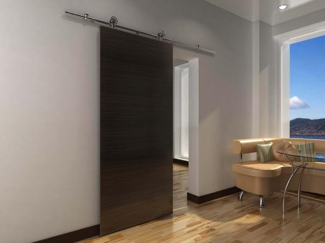 Modern Barn Door Hardware for Wood door - Modern - Barn Door Hardware - hong kong - by Ningbo ...