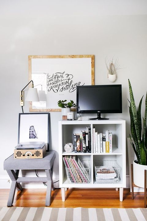 75 Cool IKEA Kallax Shelf Hacks For Every Space