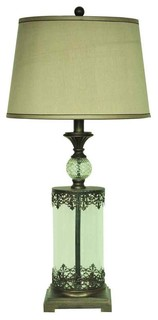 traditional table lamp traditional table lamps by shopladder. Black Bedroom Furniture Sets. Home Design Ideas