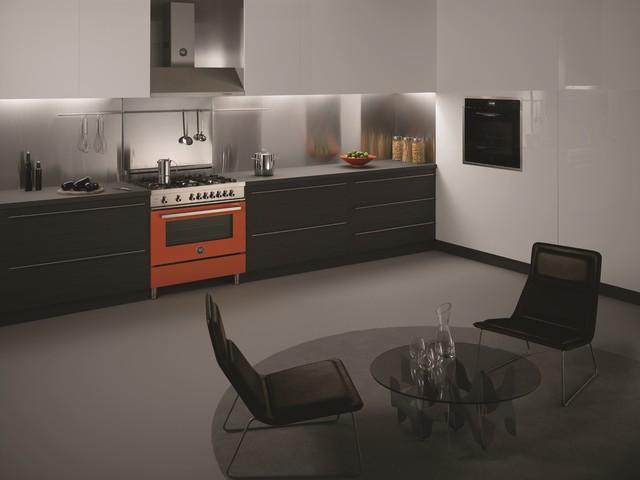 """Arancio Professional Series 36"""" Range - Moderno - Cucine a gas ed elettriche - Altro - di Bertazzoni"""