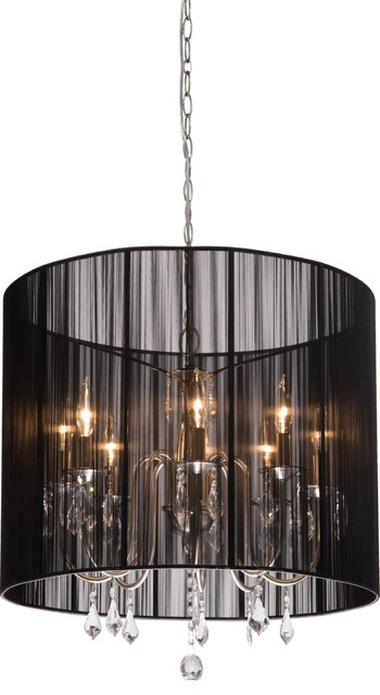 Eight Light Chandelier Transitional Chandeliers By Elite Fixtures