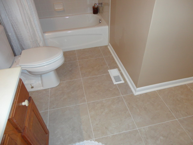 Armstrong alterna luxury vinyl tile traditional vinyl for Traditional flooring