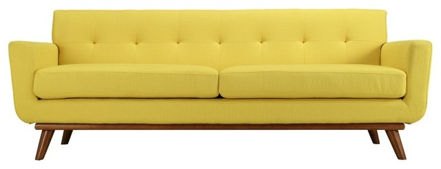 vickie sofa klein sunny midcentury sofas by bobby berk home. Black Bedroom Furniture Sets. Home Design Ideas