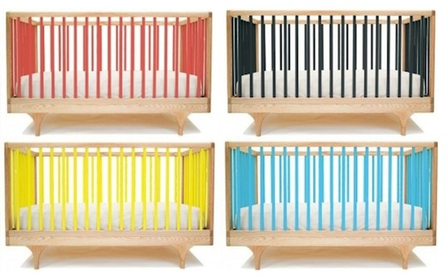 modern contemporary baby crib design pictures to pin on pinterest