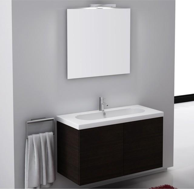 40 Inch Bathroom Vanity Set Contemporary Bathroom